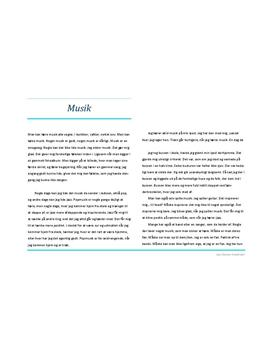 essay om musik Related post of skriv et essay om musik 5 paragraph essay on the causes of the american revolution different essay in life cause and effect essay means.