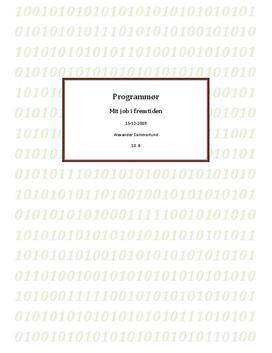 OSO om datalogi og programmør