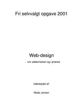 OSO om web-design