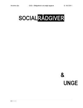 OSO om socialrådgiver