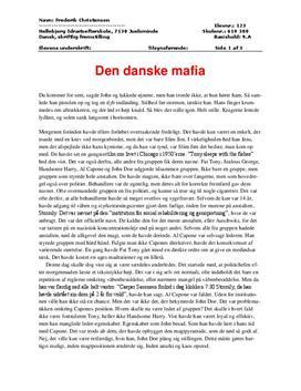 Du kommer for sent - Dansk FSA 2012 Maj Novelle