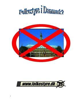 Folketinget og direkte demokrati - opgave i samfundsfag