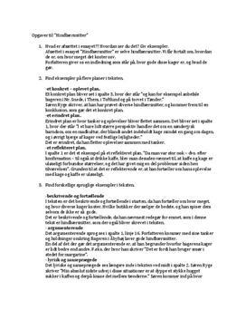 Hindbærsnitter af Søren Ryge Petersen | Svar på spørgsmål