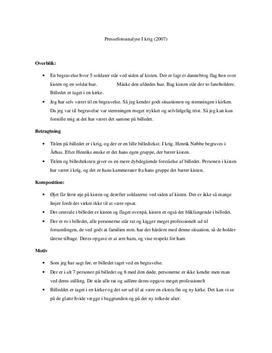 xsrwafph analyse og fortolkning af arets pressefoto